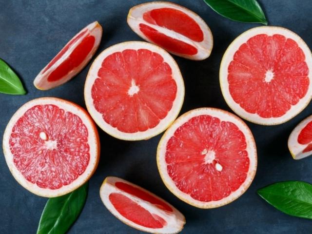 a grapefruit fogyni